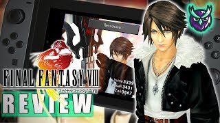 Final Fantasy VIII Remastered Switch Review - Remastered..? Really!? (Video Game Video Review)