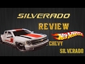 Hot Wheels | REVIEW Chevy Silverado 2017