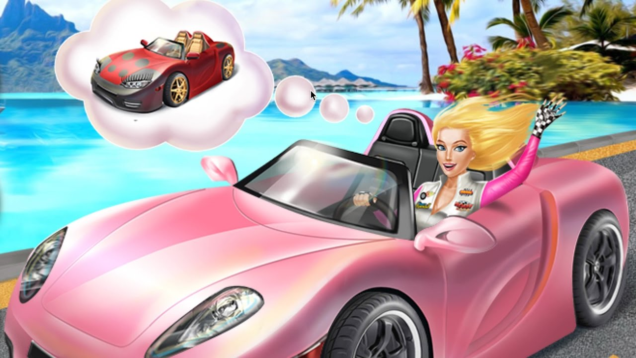Blondie S Dream Car Car Games For Girls Youtube