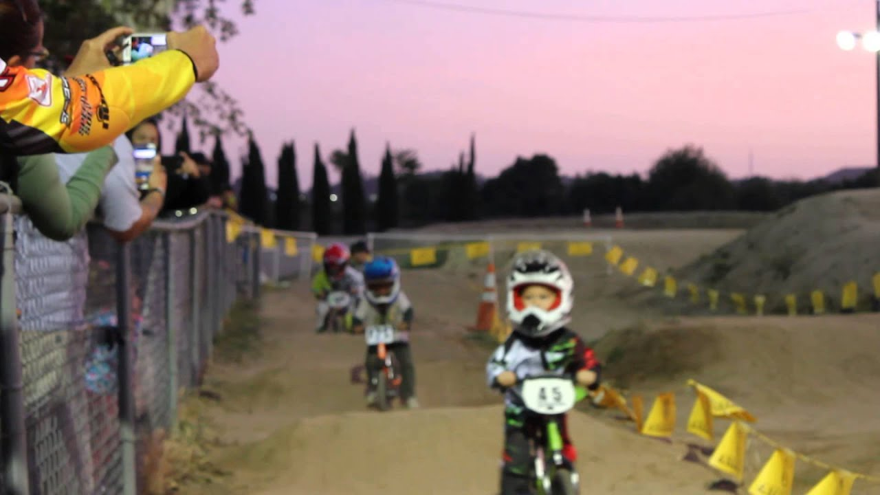 Whittier Narrows Bmx Crazy Strider Balance Bike Race 5