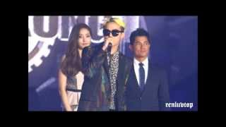 [HD]131122 BIGBANG G-DRAGON Artist of the Year Awards @MAMA in HONG KONG fancam
