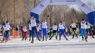 Нижнекамский лыжный марафон-2017