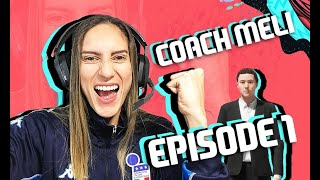 WHAT TEAM DID I CHOOSE!?! Coach Meli CAREER MODE EPISODE 1! FIFA 20