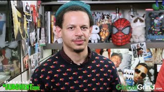 Eric Andre Talks Bill Cosby, Richard Simmons & More