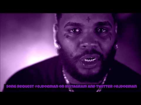 Kevin Gates Burden   Paranoid Screwed Slowed Down Mafia @djdoeman