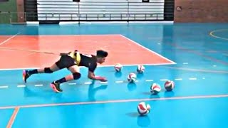 Best Libero Volleyball Trainings 2018 (HD)