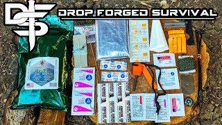 My Pocket Wilderness Survival Kit under $30 - Essentials Only