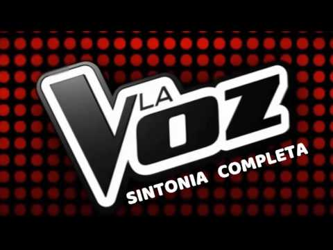 Canción del programa La Voz 1