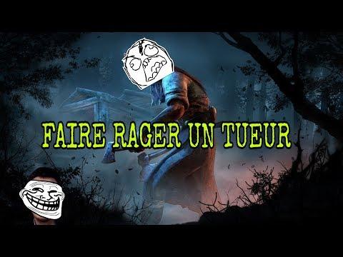 FAIRE RAGER UN TUEUR (Dead By Daylight Montage)