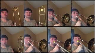 Shenandoah for Trombone Choir