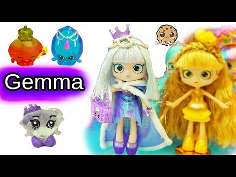 Thumbnail: Special Edition Limited Gemma Stone Shoppies Doll with Exclusive Shopkins Surprise Blind Bags