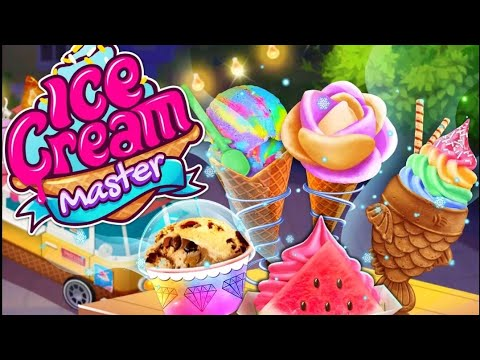Ice Cream Master: Free Icy Foods Desserts Cooking - Android gameplay Movie apps free best Top Film