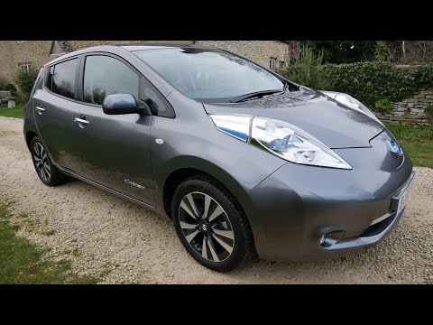 EV Help: Beginners Or New Owners Guide To Using A Nissan Leaf