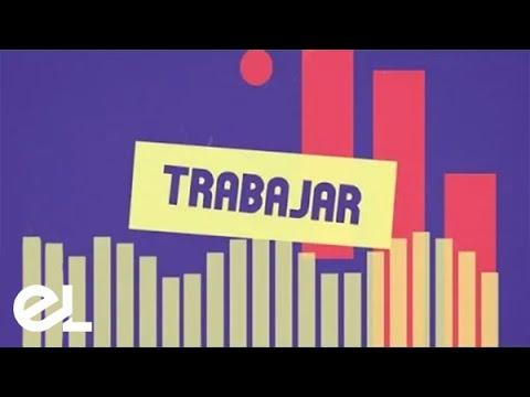 YOUNG ASH & KG MAN VS CLAYDEE - Trabajar (Official Lyrics Video)