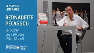 Entretien avec Bernadette Pécassou