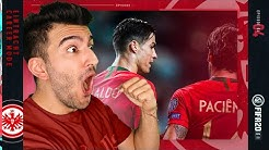 THE RISE OF A FORGOTTEN PORTUGUESE TALENT! - FIFA 20 EINTRACHT FRANKFURT CAREER MODE #4