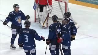 Maalikooste Suomi - Sveitsi // U20 Viiden maan turnaus // 7.2.2019 Turku