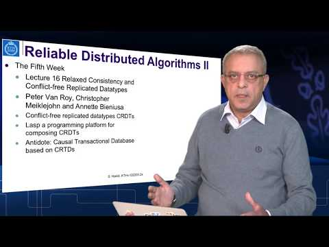 An introduction to Reliable Distributed Algorithms, Part 2