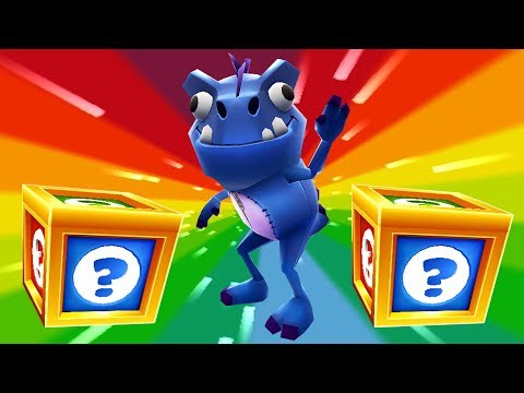 SUBWAY SURFERS GAMEPLAY HD - SHANGHAI ✔ DINO AND 215 MYSTERY BOXES OPENING