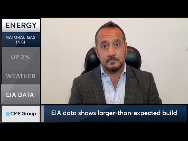 August 13 Energy Commentary: Bob Iaccino