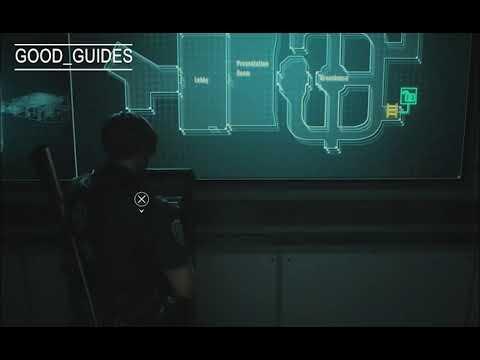Resident Evil 2 Remake Guides Keypad Terminal codes