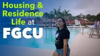 Housing & Residence Life at FGCU