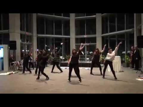 Gangnam Style by Ottawa Hallyu Dance Team at National Gallery of Canada 2012.10.03