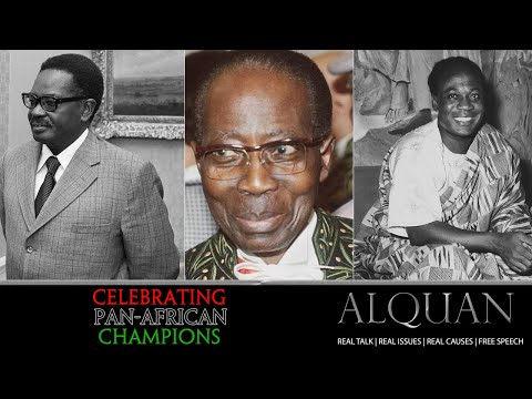 Celebrating Great Champions of Pan-Africanism!