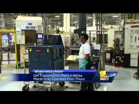 Workforce Friday: Working at GM's Allison Transmission plant