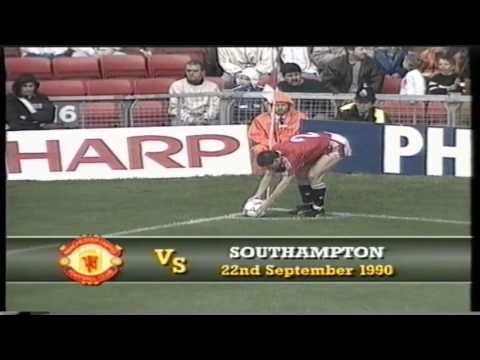 1990 1991 Manchester United Season Review