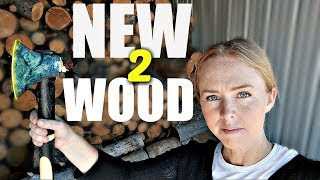 Wood Heat : Wood Sheds & Stacking Wood Tips