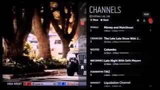 Дізнайтеся, як отримати доступ до Live меню – LG Смарт-ТВ з webOS
