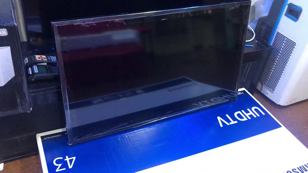 Samsung 43″ 4K Smart TV Price in Bangladesh | 43″ MU7000