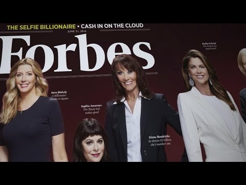 "Forbes reveals ""America's Richest Self-Made Women"" list"