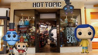 Coraline Funko Pop Hunting at Hot Topic!