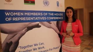 بالفيديو.. ماريان عازر من تونس: تعظيم السيسى لدور المرأة يحملها مسؤولية غير محدودة