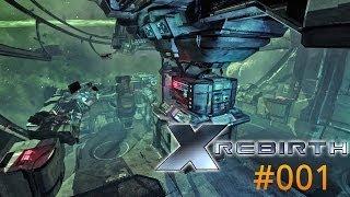 Let's play: X REBIRTH | #001 - Yisha und die Stolz von Albion | Deutsch / Full HD
