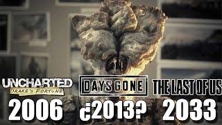 Uncharted y TLoU están en el mismo Universo (+Days Gone) | SQS