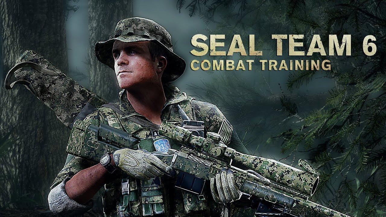 Video - Sniper SEAL Team 6 Combat Training Series Episode 1