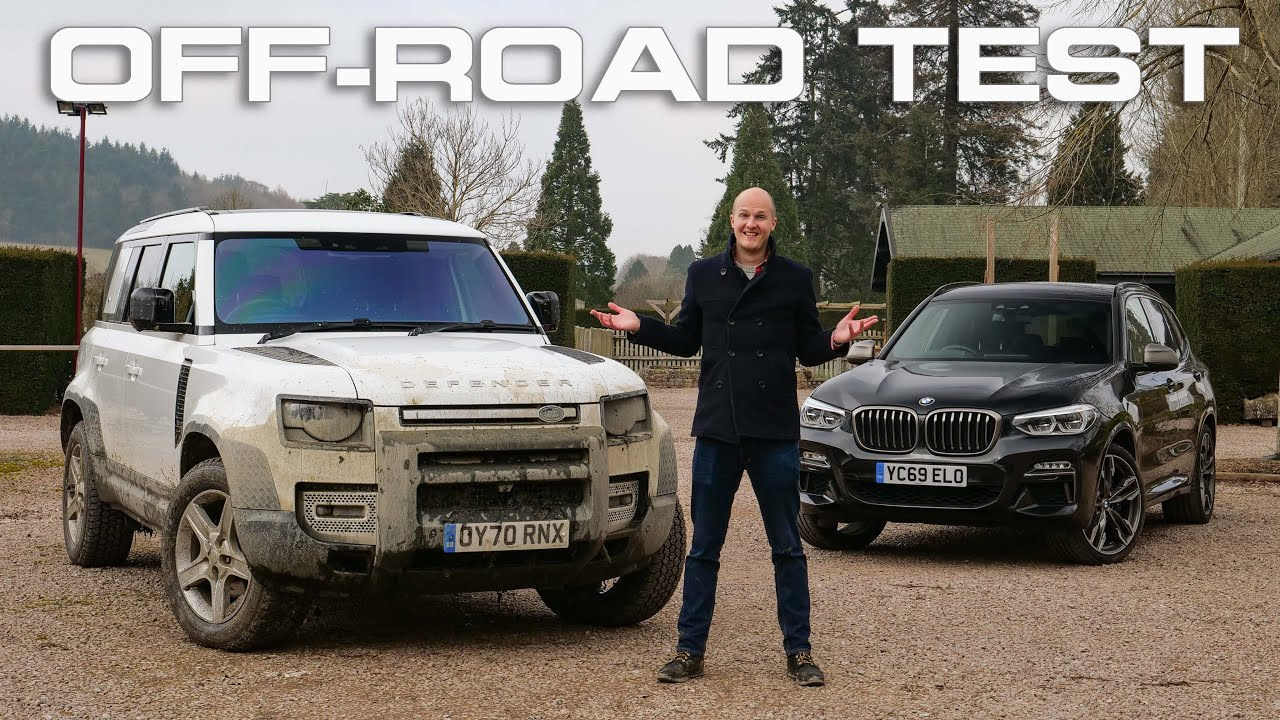 Swapping My X3 For A Defender? [Off-Road Test]