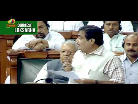 Nitin Gadkari Proposes Radical Reforms In Traffic Laws In Lok Sabha | Mango News