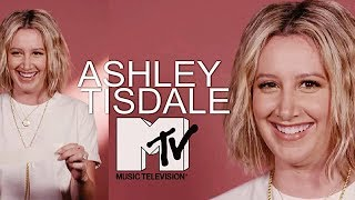 Baixar Ashley Tisdale - Q&A on MTV News for her new album Symptoms