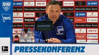 Die pressekonferenz nach unserem auswärtsspiel gegen den vfb stuttgart mit cheftrainern pellegrino matarazzo und pál dárdai.#hahohe #herthabsc #hertha #f...