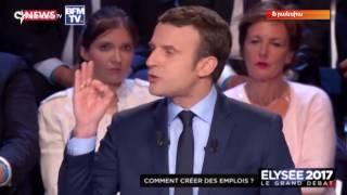 Ֆրանսիայի նախագահական ընտրություններին ընդառաջ կայացան հերթական հեռուստադեբատները