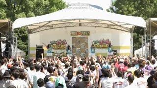 2014/08/02 Tokyo Idol Festival 2014 スマイルガーデン ダンスフロア☆フィーバー.