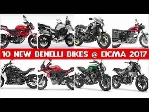 Benelli Bikes Price List [2018]