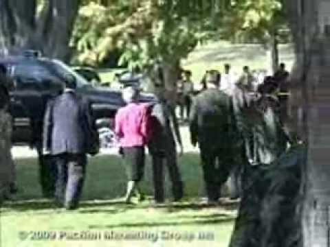 [マイハワイ] 天皇皇后両陛下カピオラ二公園ご訪問
