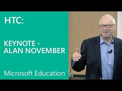 Hack The Classroom: Episode 2 | Keynote - Alan November