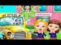 ГЕНЕРАЛЬНАЯ УБОРКА В ШКОЛЕ #2 Мультик Игра Учимся любить чистоту Познавательное видео для Детей
