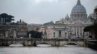 هزة أرضية جديدة ضربت وسط إيطاليا شعر بها سكان روما